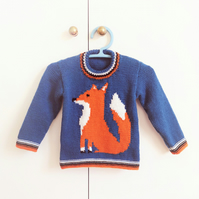 Mr. Fox Sweater