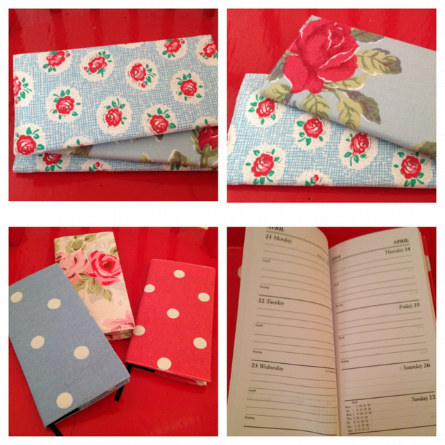 Cath Kidston Wedding Gift List : CATH KIDSTON 2014 - Pocket Diary Slim Diary - Week to View - Choice of ...
