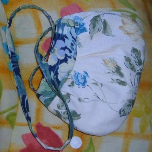 Little Flowered Bag