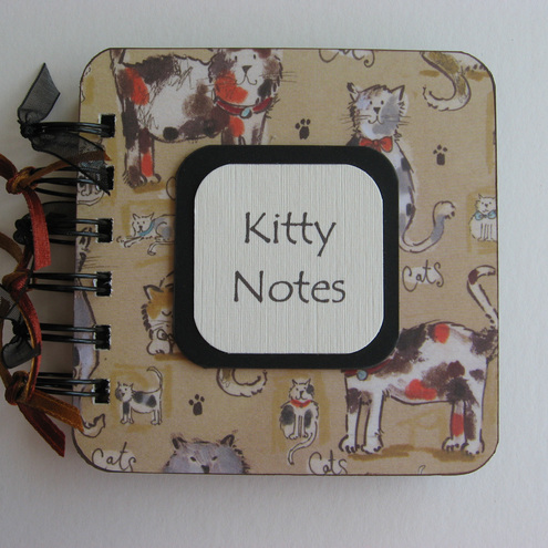 Cat Lover - Sticky Note Holder