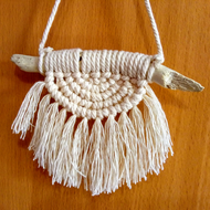 Macrame Wall Hangings - cover