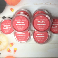 HALLOWEEN - 8 Witch's Cauldron Scented Soya Wax Melts