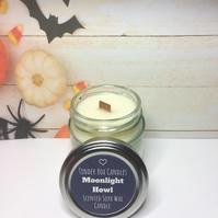 HALLOWEEN - Midnight Howl Scented Soya Wax Candle (75g)