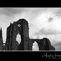 Photo Whitby Gothic Abbey