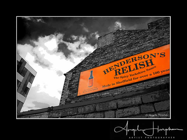 Fine Art Photography Simply Hendos Relish Building