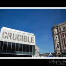 Architectural Photograph Crucible & Lyceum Theatres Sheffield