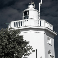 Cromer Lighthouse Fine Art Tonal Photograph