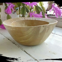 Woodturned Bowl