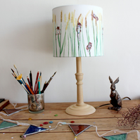 Field Mice Patteren Lampshade