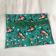 Large tablet padded envelope sleeve