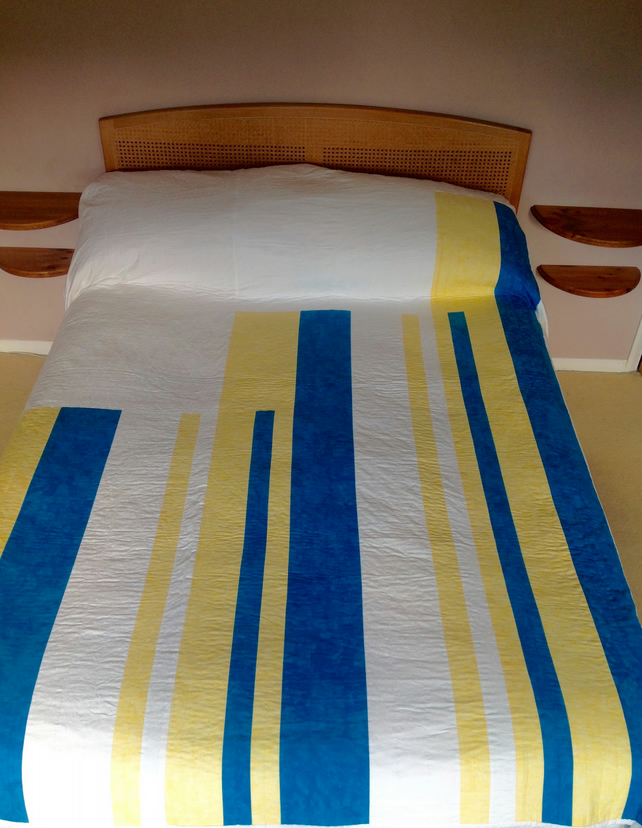 Double bed Quilt        Reduced Price