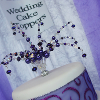 Wedding Cake Toppers - Made to Order
