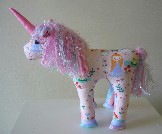 Hand made Unicorn