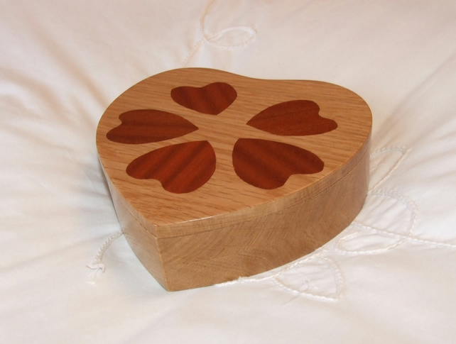 Valentines Jewellery Box