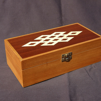 Jewellery Box with Celtic Design