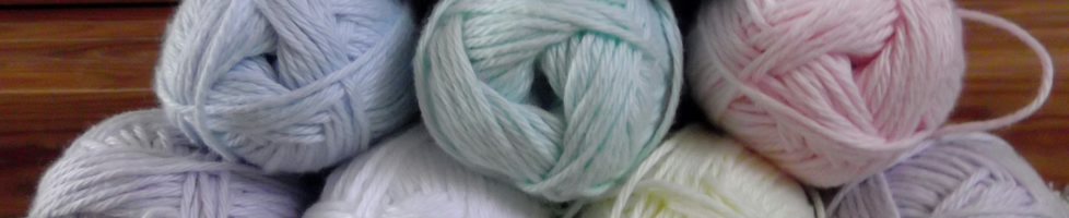 Cotton and  Purl