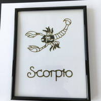 SCORPIO ZODIAC BIRTH SIGN