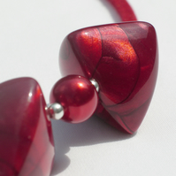 Valentine 'Humbug' necklace