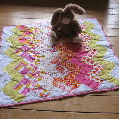 SALE 10% DISCOUNT Candy Quilt/Playmat