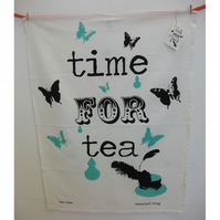 Tea Towel by Rosalind King