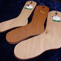 sock blockers Small  4-5 (Adult size)