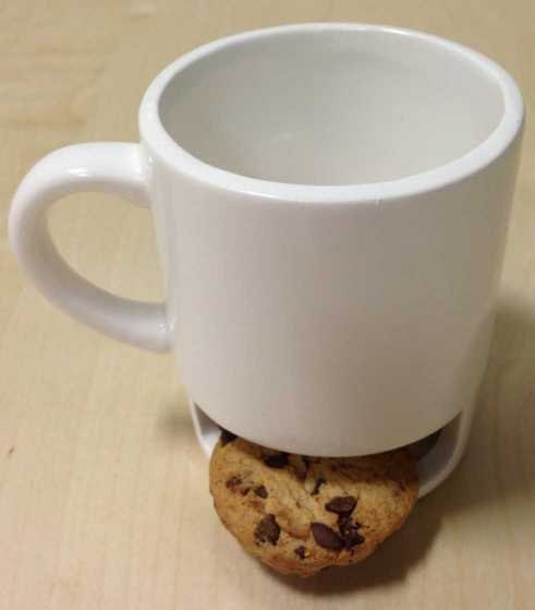 Hand made classic cookie amp biscuit holder dunk mug a fab easter gift