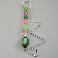Beaded bookmark - the perfect gift