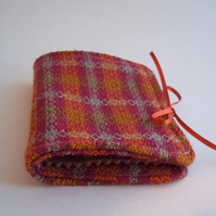 Handwoven Needlebook