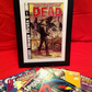 THE WALKING DEAD- FRAMED COMIC BOOK COVER
