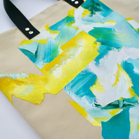 Canvas Painting Tote Bag 2