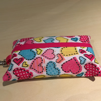Small Packet Tissue Holder With Keyring
