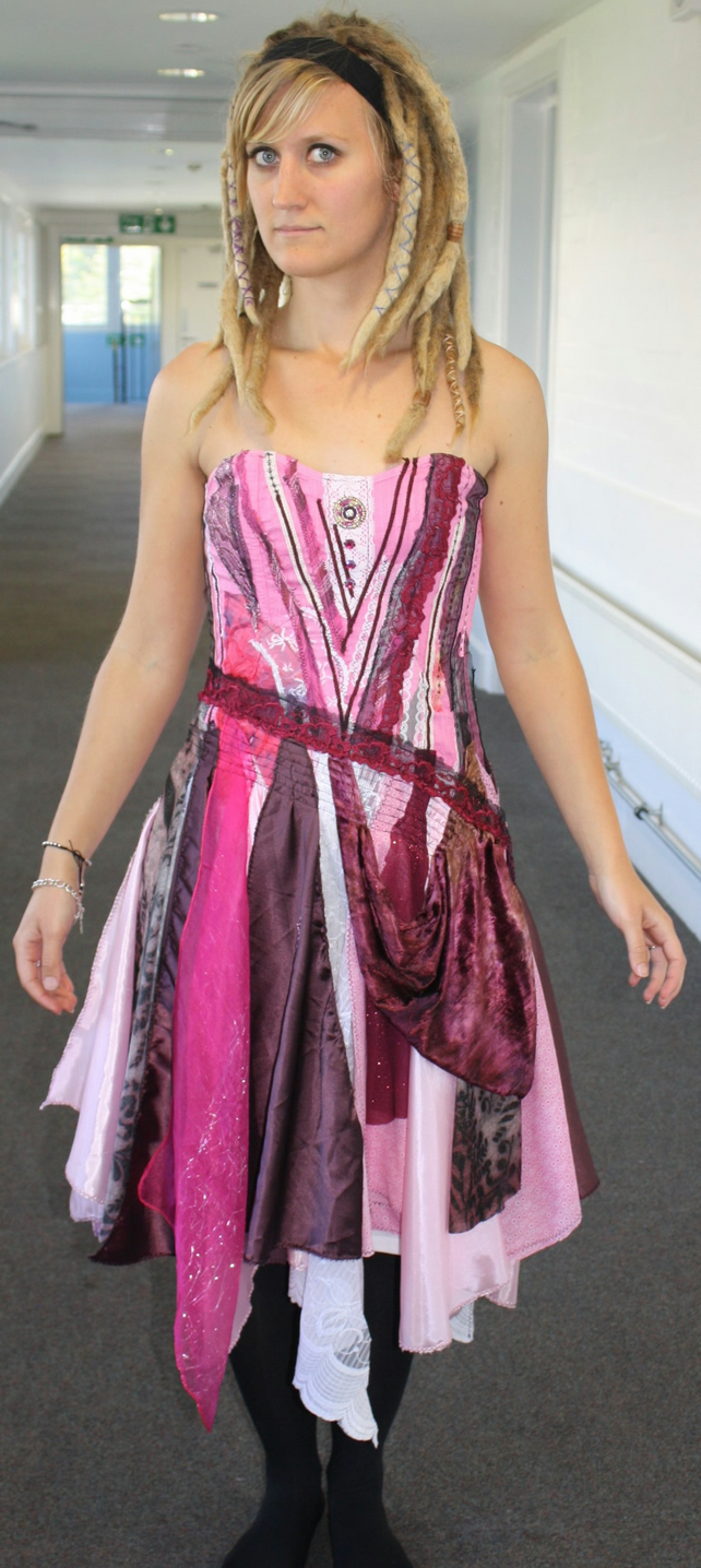 Christmas Dress Prom, Bridesmades, custom made, Boho, Hippie, Steampunk