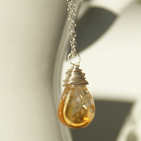 A Little Drop of Sunshine Pendant
