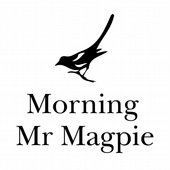 Morning Mr Magpie