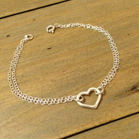 Love Heart Bracelet - Gift for her