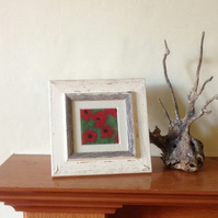 Picture of Felted Poppies