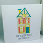 Home is where mum is - Mother's Day Card
