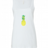 Pineapple Ladies Summer Vest