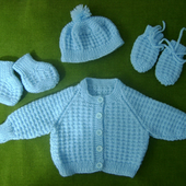 Baby Knits by Grandma