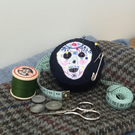 Day of the Dead Pin Cushion