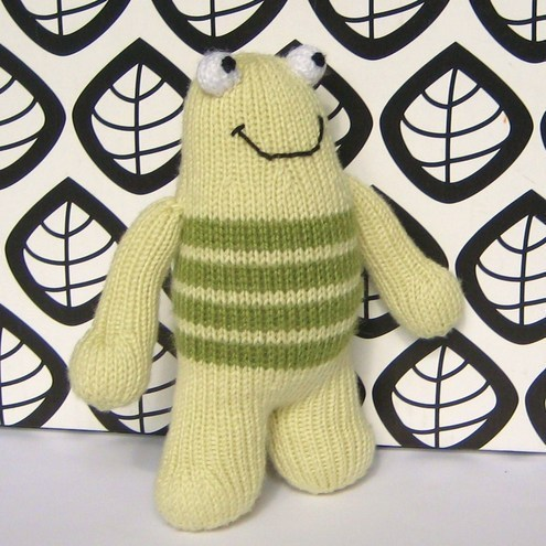 Free monster Patterns   Knitting Bee
