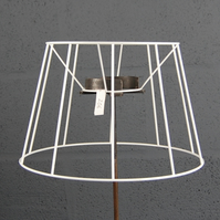 "12"" Milano Tapered Drum Lampshade Frame"