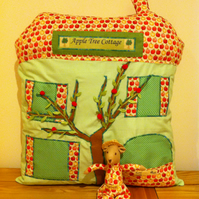 Apple Tree Cottage Cushion
