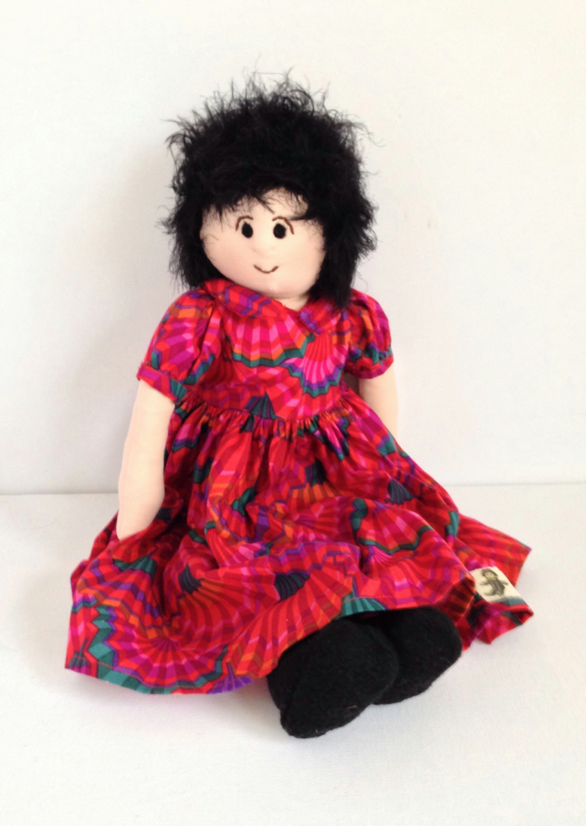 how to dress as jemima doll from play school