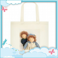 Maisy and Mo cotton bag - postage included