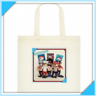 Ragbag Pirates tote bag - postage included