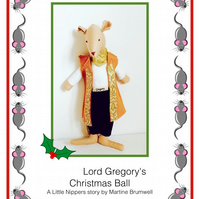 Lord Gregory's Christmas Ball - A Mouse Hole Manor story