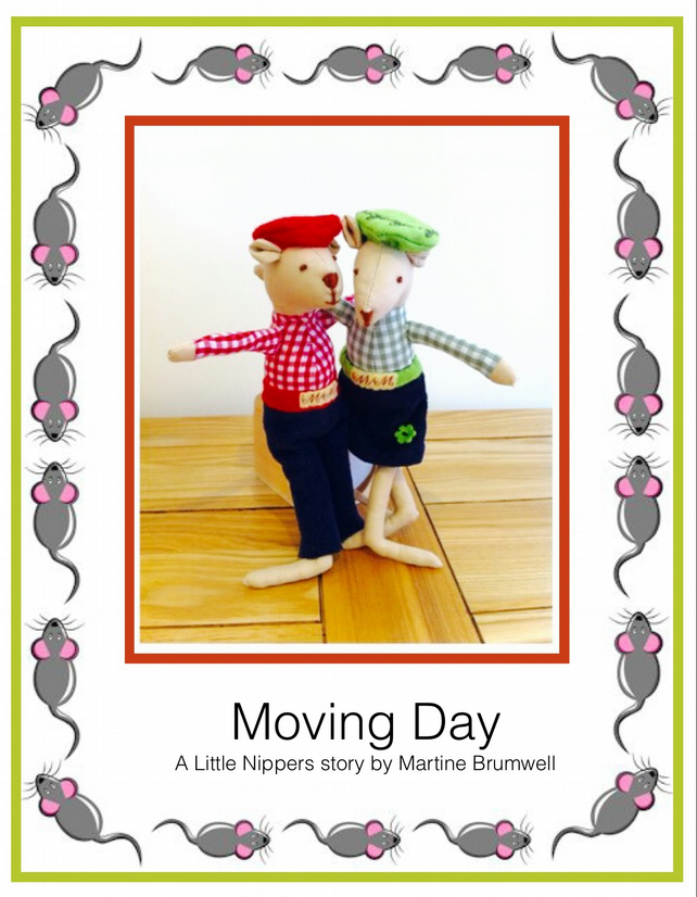 Moving Day - a Little Nipper story