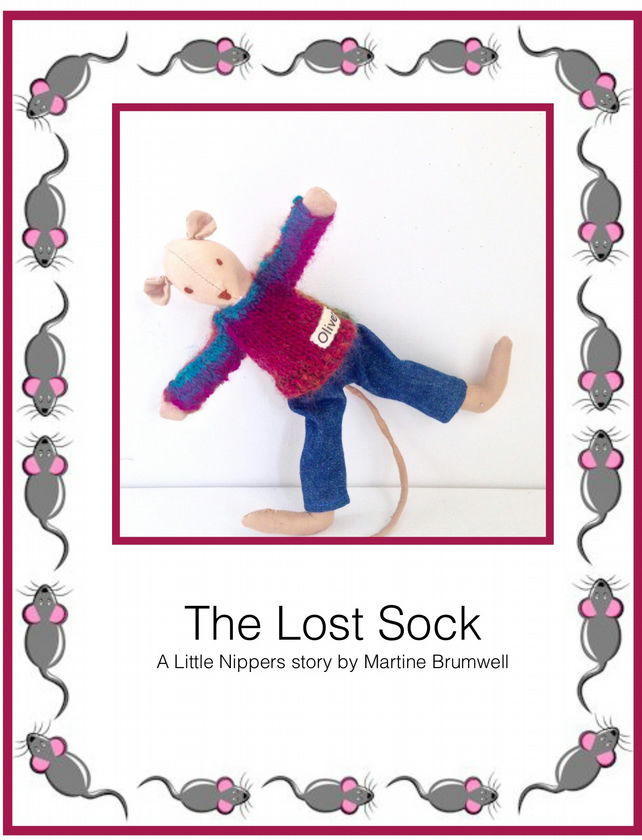 The Lost Sock - A Little Nipper Story