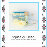Squeaky Clean - a Little Nipper story